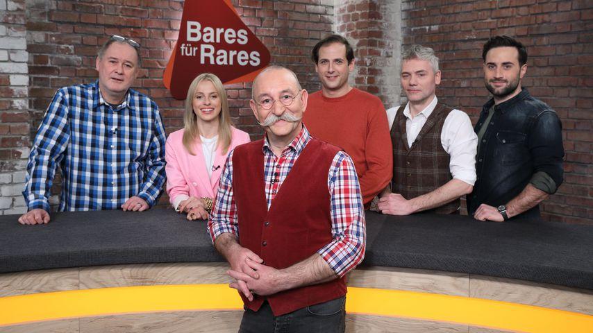 """""""Bares für Rares""""-Händler und Horst Lichter"""