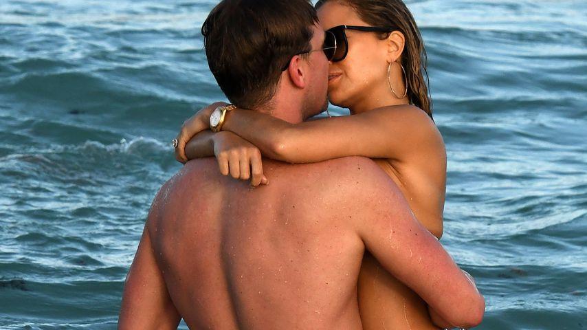 Bart Willemsen und Sylvie Meis in Miami