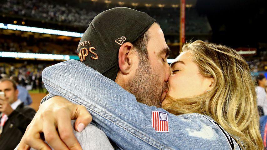 Baseballstar Justin Verlander und Model Kate Upton