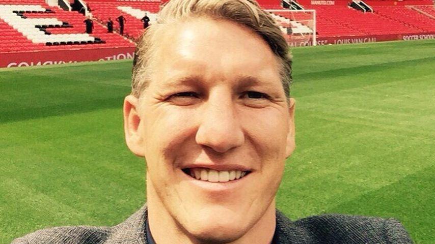 Bastian Schweinsteiger in Manchester