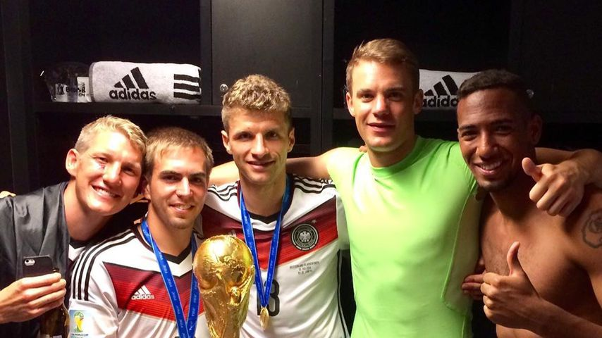Fünf Jahre nach WM-Sieg: Kicker Thomas Müller melancholisch