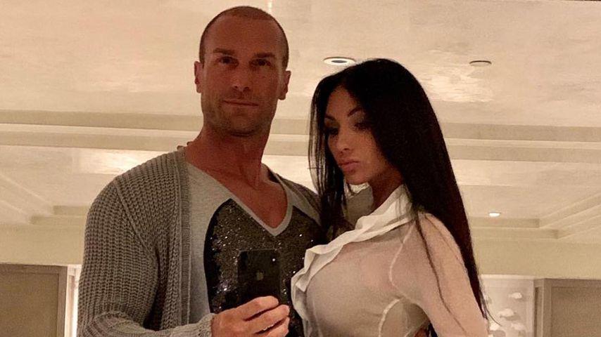 Bastian Yotta mit seiner Freundin Maria