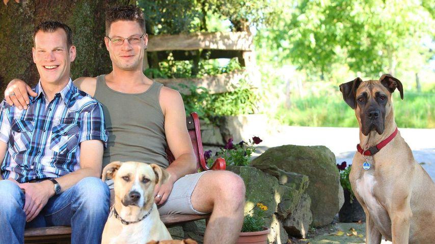 Veit zieht nach Trennung von Philipp bei Mama ein