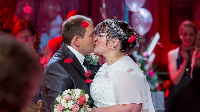 """Im TV: """"Bauer sucht Frau""""-Martin & Jenny haben geheiratet!"""