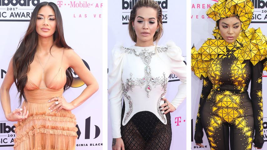 Hot oder Not? Die Outfits der Billboard Music Awards 2017