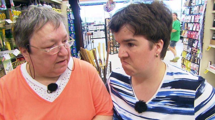 Schwiegertochter gesucht: Beate fürchtet Grabscher