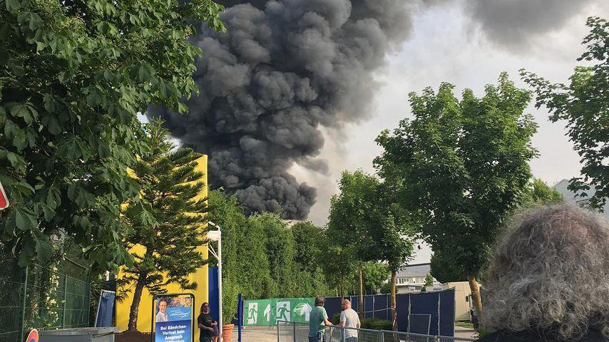Nach Großbrand im Europa-Park: Ursache endlich geklärt