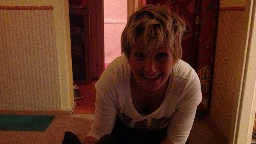 """Beatrice """"Trixie"""" Hübschmann mit ihren Hunden"""