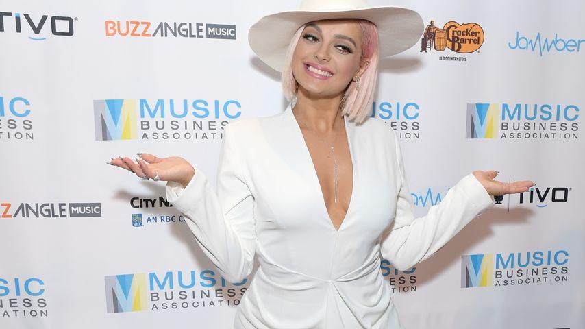 Bebe Rexha im Mai 2019