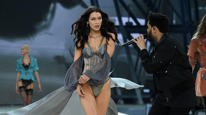 "Wegen The Weeknds neuer Flamme: ""Bella Hadid ist angepisst!"""