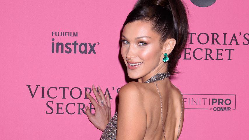 Bella Hadid bei der Victoria's Secret Aftershow-Party