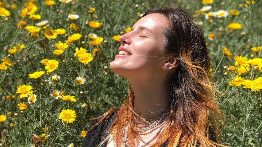 Bella Thorne im April 2019