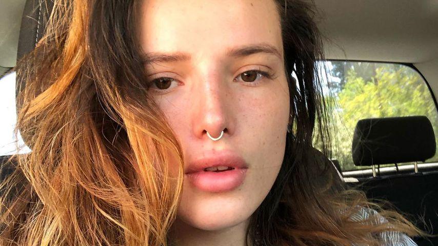 Nach Nackt-Pic-Skandal: Bella Thorne weint bittere Tränen!