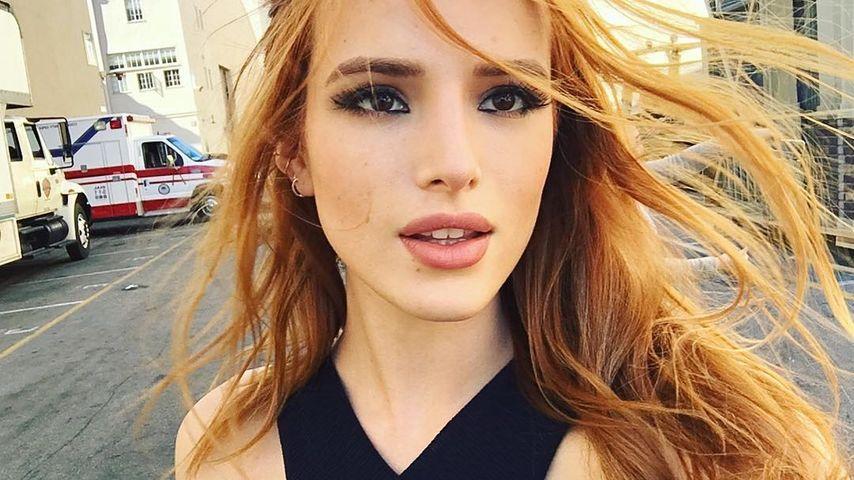 Nach Knutscherei: Bella Thorne & Snapchat-Girl ein Paar?