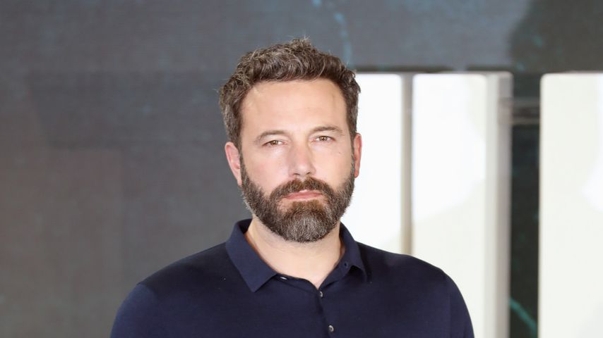 Ben Affleck bei einem Photocall in London
