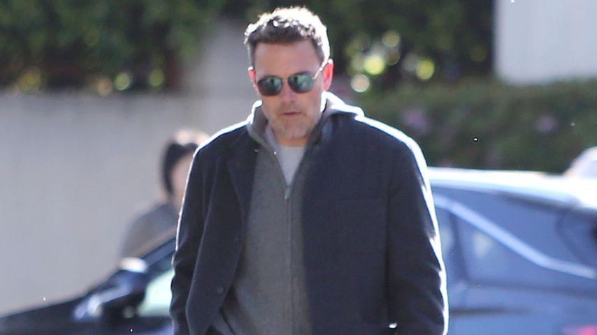 Ben Affleck im April 2019 in Santa Monica
