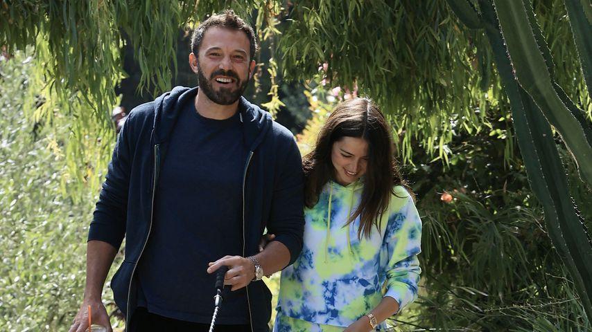 Ben Affleck und seine Freundin Ana de Armas im Mai 2020