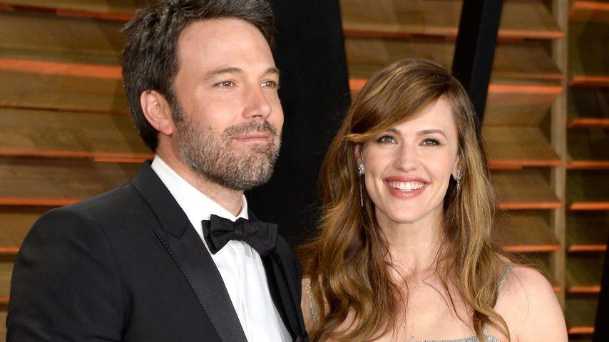 Angetan: Jennifer Garner liebt Bens Batman-Stimme