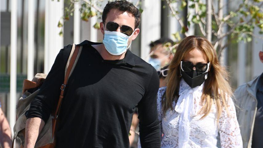 Jennifer Lopez und Ben Affleck machen Venedig unsicher