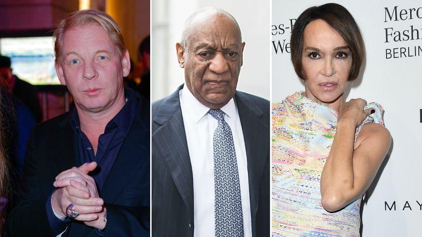 Das sagen die deutschen Promis zu Bill Cosbys Verurteilung