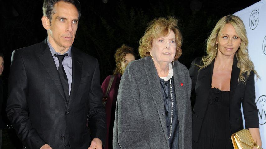 Ben Stiller in tiefer Trauer: Mutter Anne Meara ist tot!