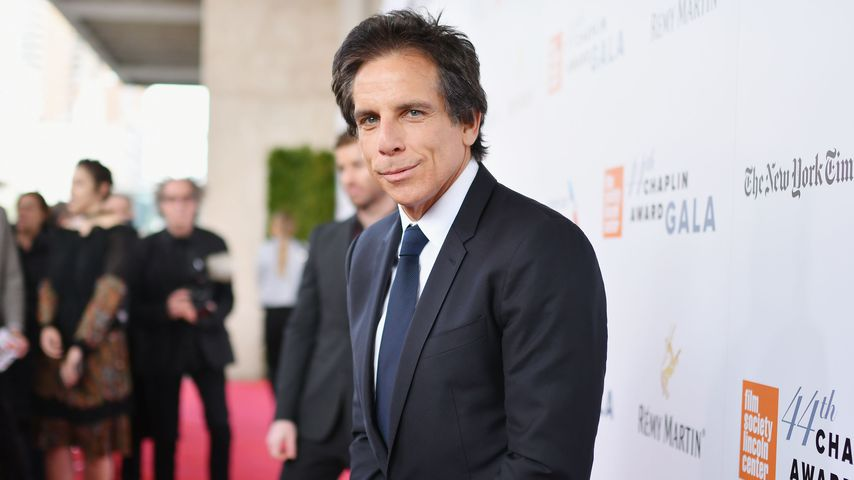Ben Stiller bei einer Gala in New York
