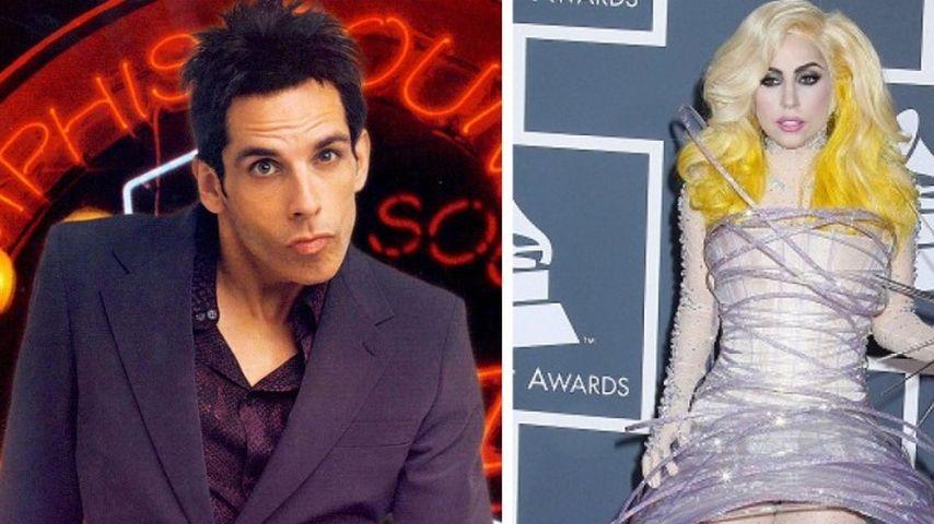Lady GaGa bald an der Seite von Ben Stiller?