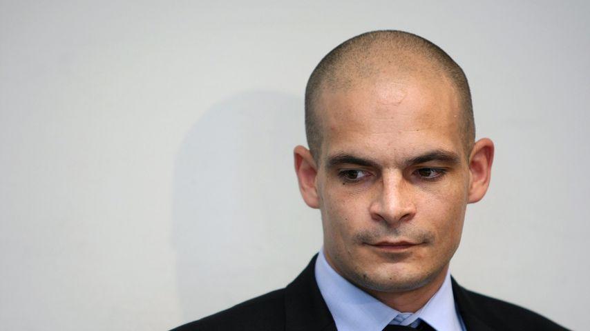 Ben Tewaag bei einer Gerichtsanhörung