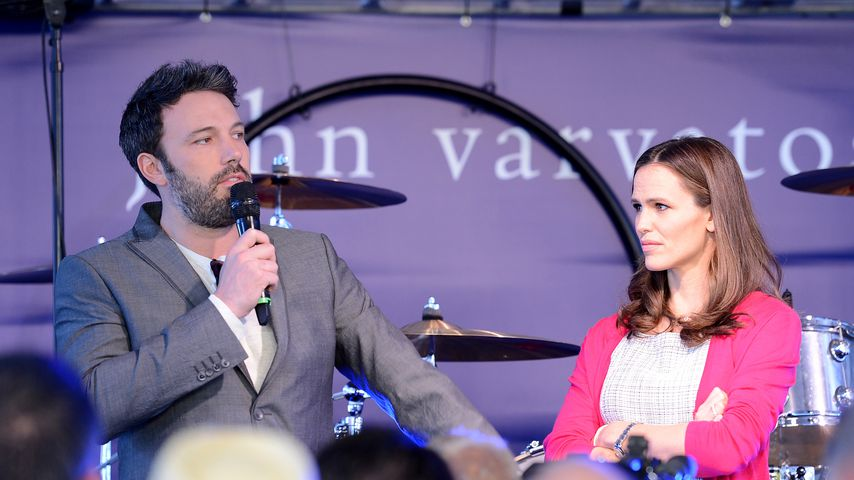 Ben Affleck und Jennifer Garner im März 2013