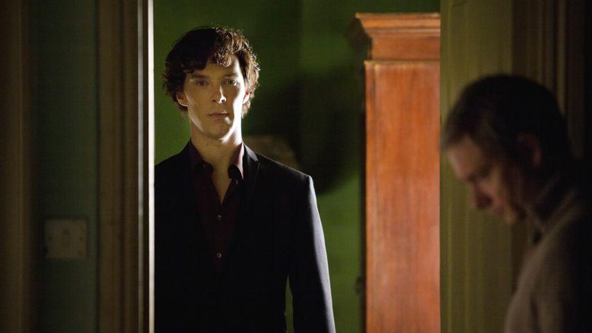 """Benedict Cumberbatch in """"Sherlock"""""""