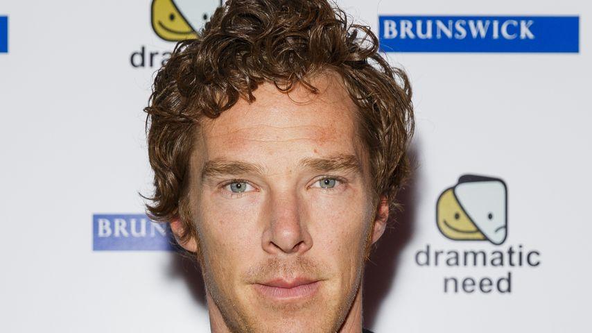 Benedict Cumberbatch wird 40! Darum muss man ihn lieben