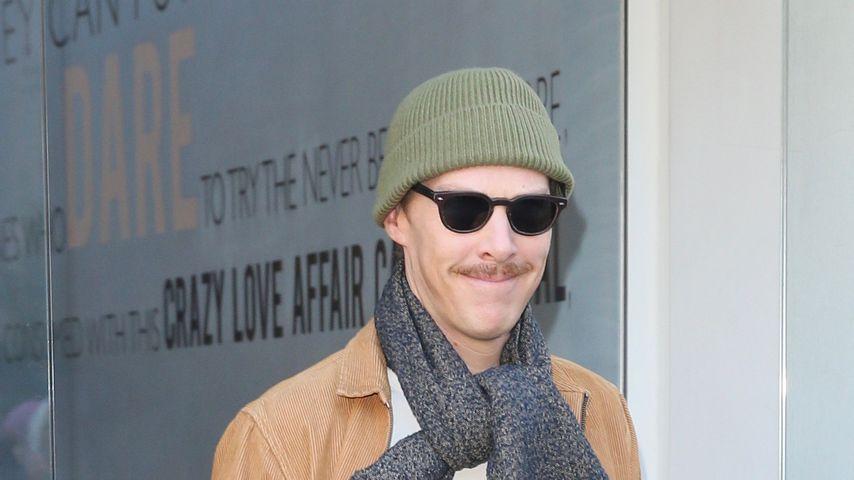 Schauspieler Benedict Cumberbatch
