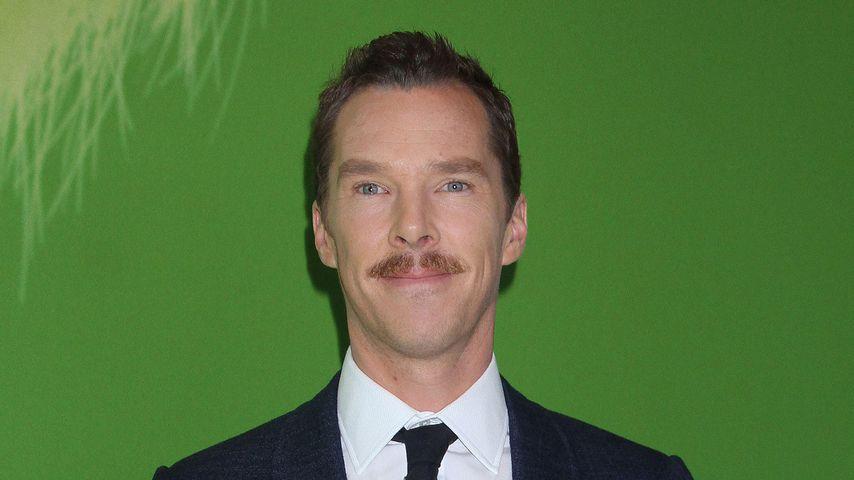 """Benedict Cumberbatch bei der Premiere von """"Dr Seuss' The Grinch"""""""