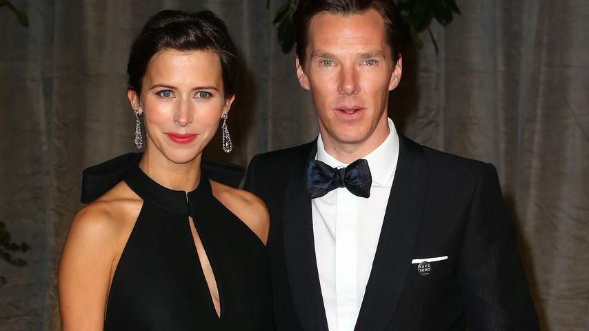 Offenbart: Heißt so das Baby von Benedict Cumberbatch?