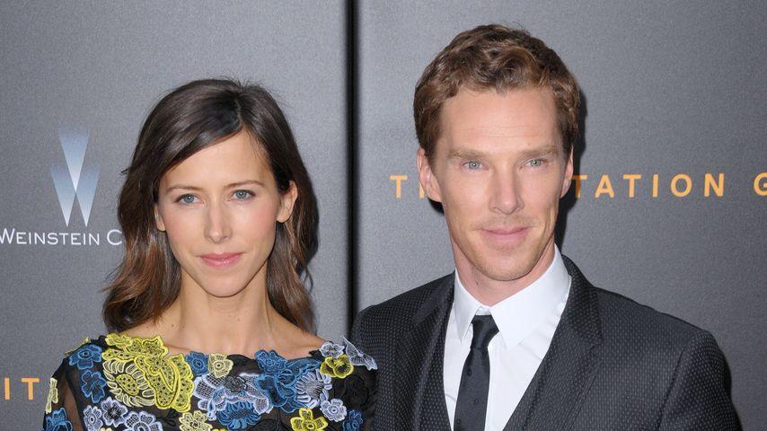 Benedict Cumberbatch: Hochzeit schon im Februar