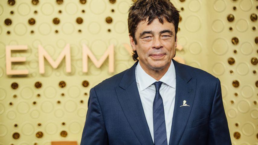 Benicio del Toro bei den Emmy Awards 2019