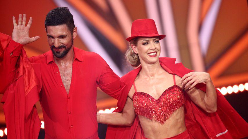"""Benjamin Piwko und Isabel Edvardsson beim """"Let's Dance""""-Finale 2019"""
