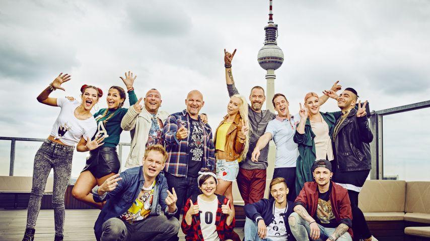 Berlin Tag&Nacht-Crew 2016