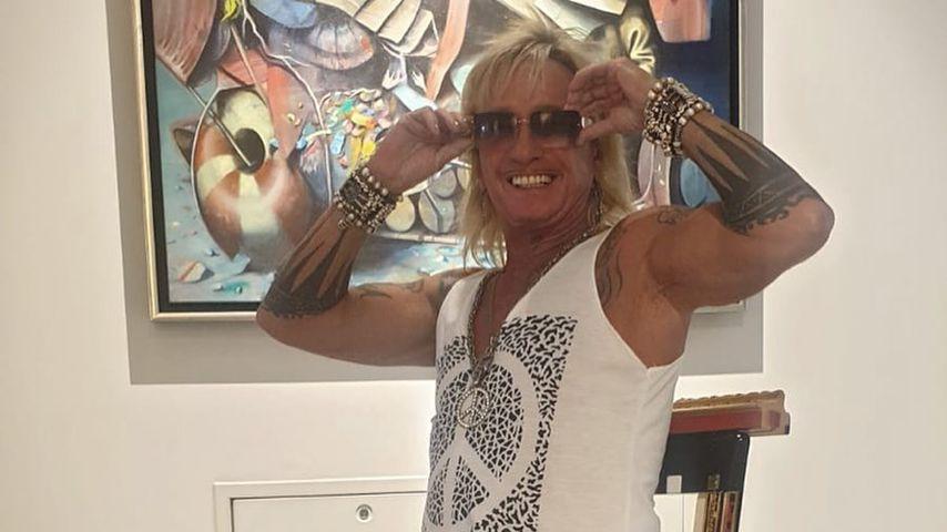 Bert Wollersheim im August 2020