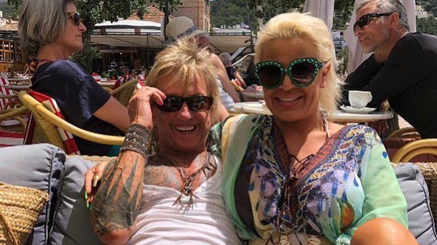 Bert Wollersheim und Ginger Costello im Mai 2019