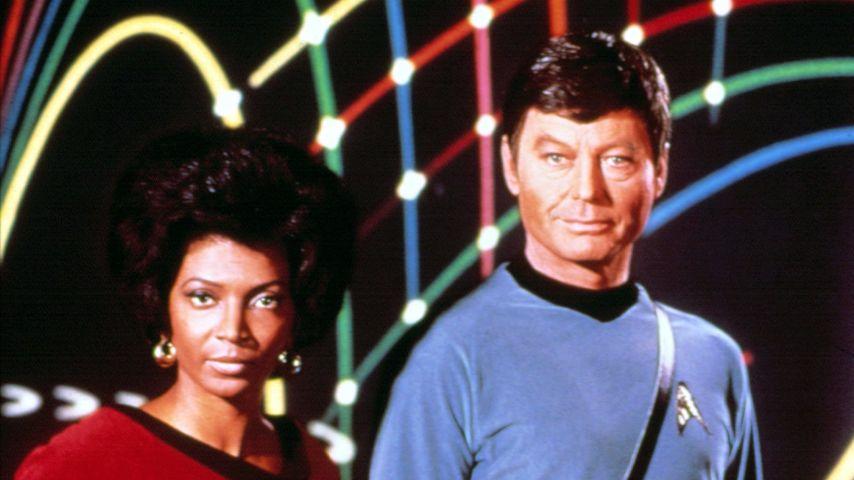 """Schlaganfall! Sorge um """"Star Trek""""-Legende Nichelle Nichols"""