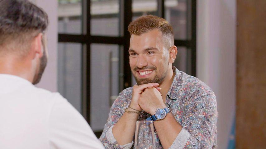 """""""Besonders verliebt""""-Kandidat Igor bei seinem Date mit Markus"""