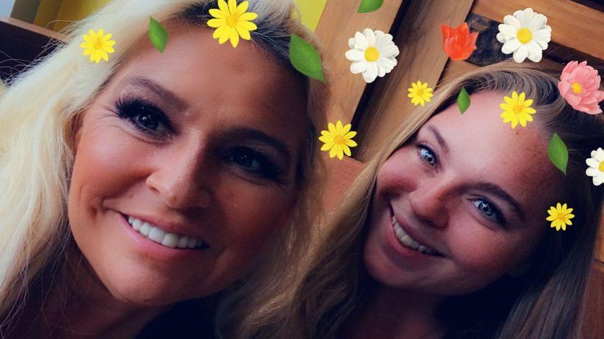 Beth Chapman mit ihrer Tochter Cecily