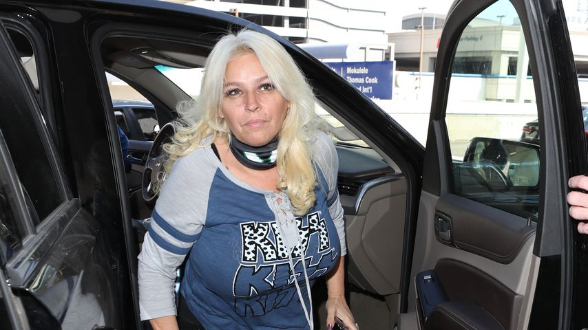 Beth Chapman in Los Angeles