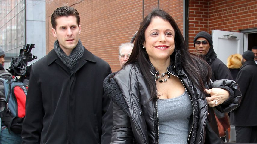 Jason Hoppy und Bethenny Frankel