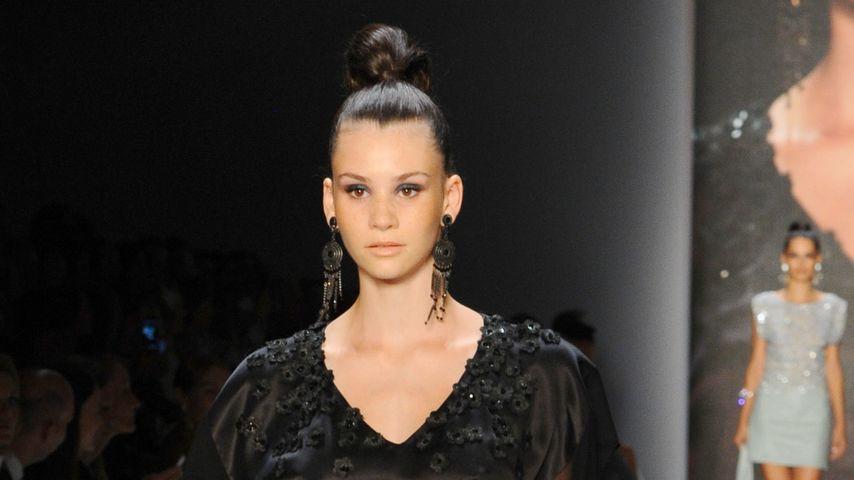 Betty Taube und Berlin Fashion Week
