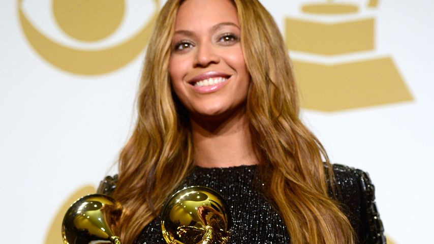 Beyoncé bei den Grammy Awards 2015