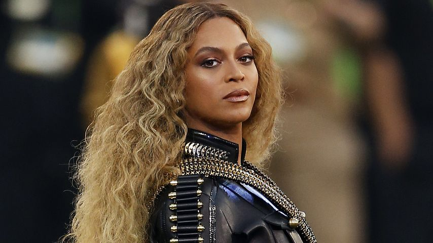 Beyoncé beim Super Bowl 2016