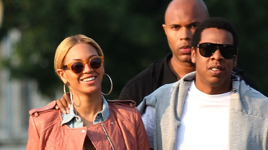 Beyoncé & Jay-Z: Ehe-Krise wegen Bodyguard?