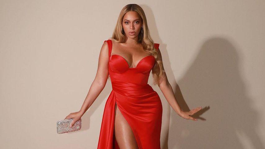 Beyoncé vor den Grammys im Januar 2020